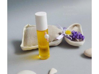 1313 olejovy parfem s fialkou a bezinkou