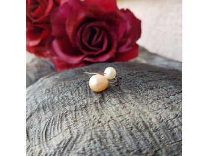 Perlení 12 Prstýnek (říční perly)1