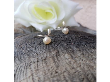 Perlení 15 Prstýnek (říční perly)1