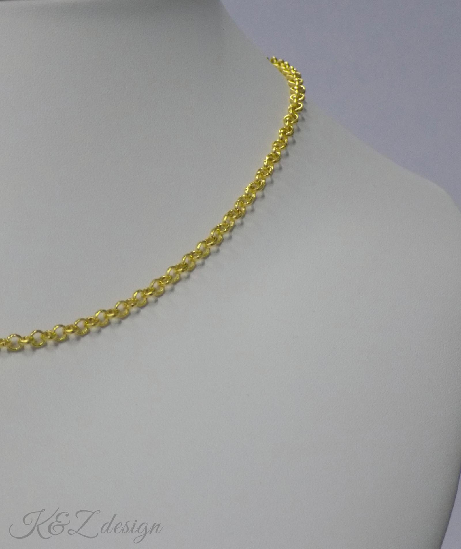 Řetízek- délka 45 cm