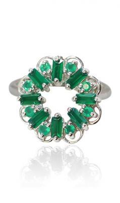 Prsten Emilly Velikost prstenu: 56