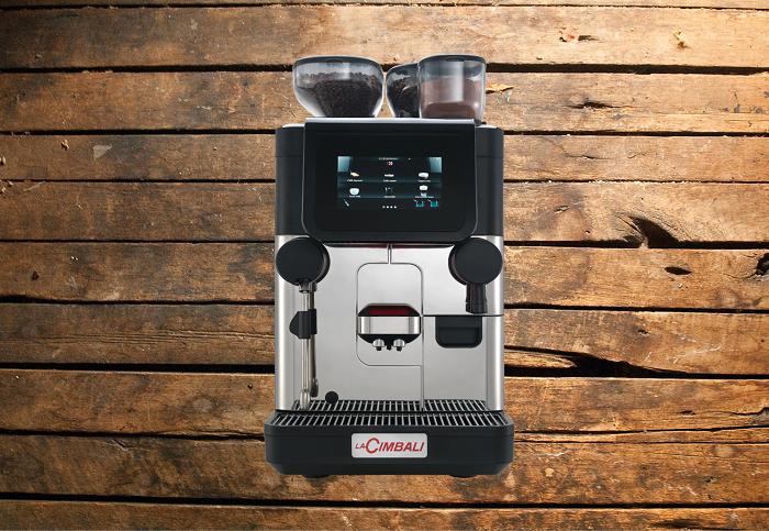 La Cimbali plnoautomatické kávovary