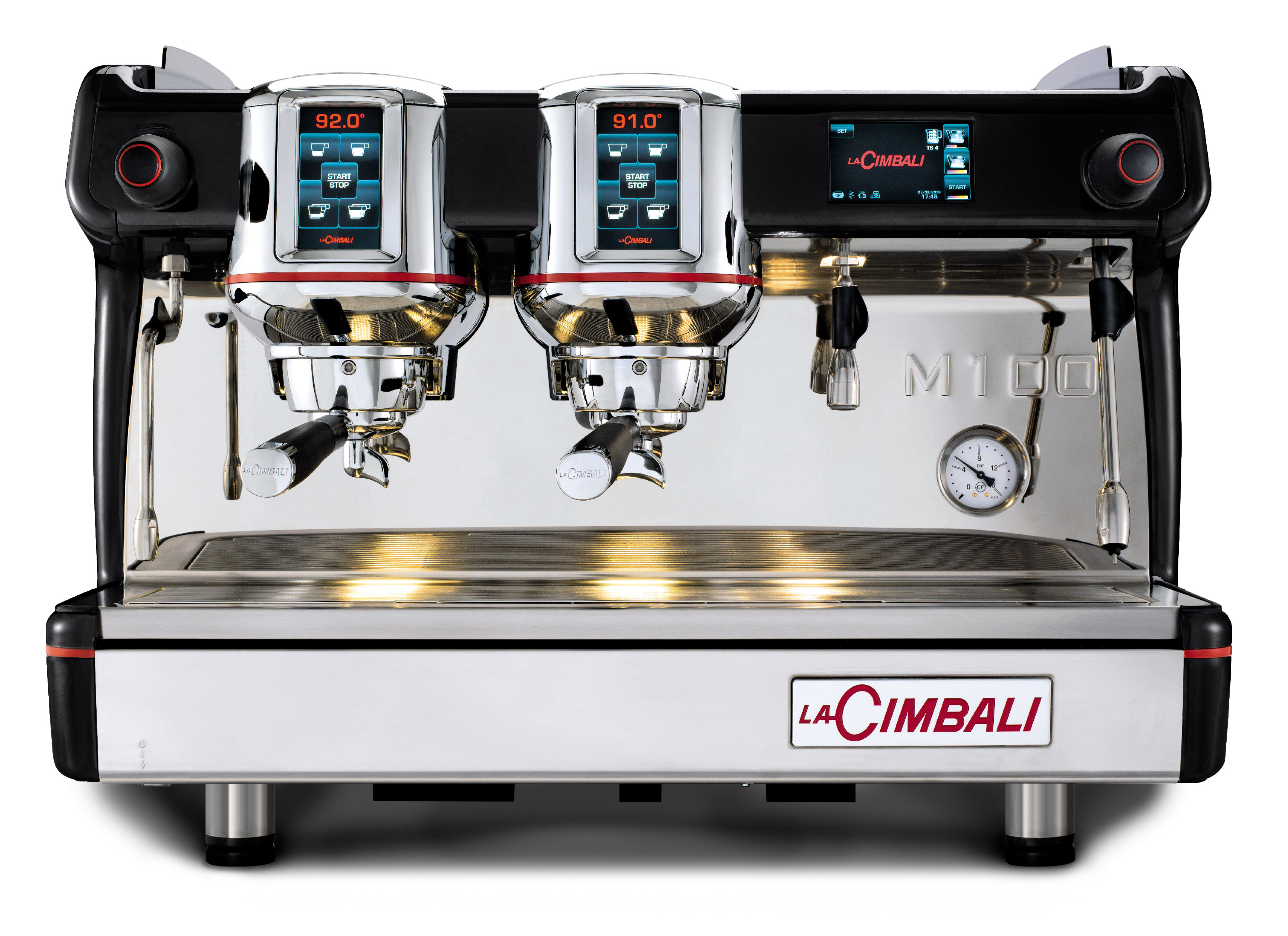 LA CIMBALI pákové kávovary