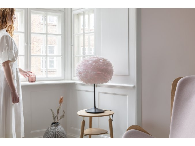 UMAGE lifestyle Eos medium light rose Champagne Table black My Spot The Reader dusty rose low res