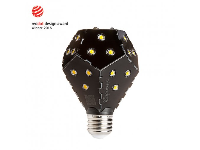 Nanoleaf One Charcoal black 1200lm 10W 120 Lm/W