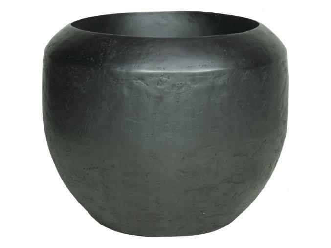 Loft květináč Black Iron