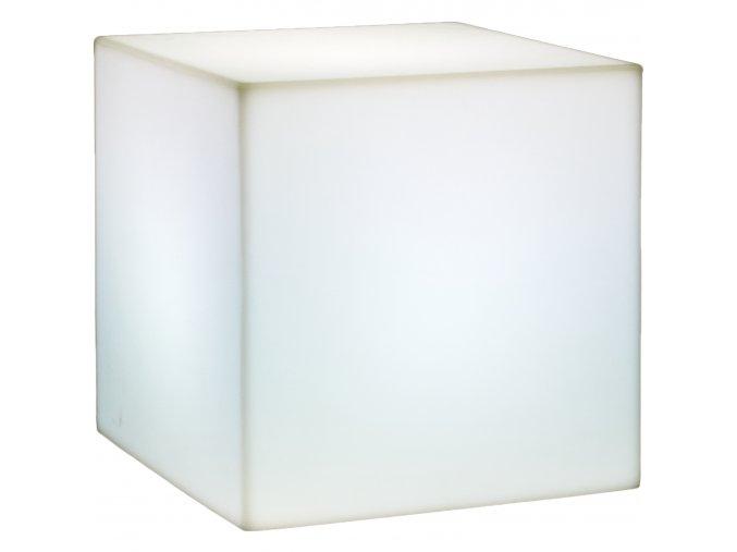 Lumenio Led Cube svítící objekt Transluzent