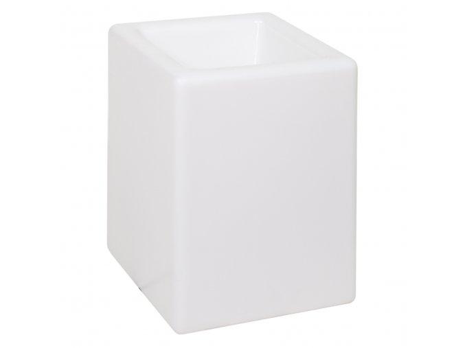 Bloom Square květináč White
