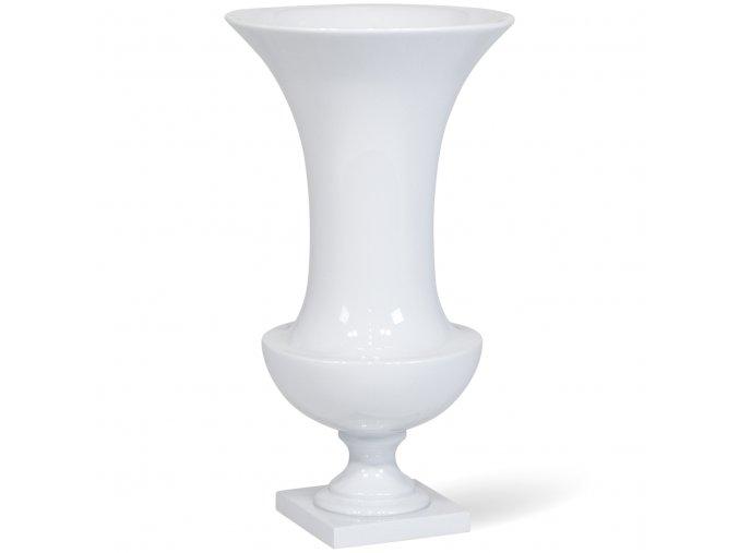 Cesare květináč Glossy White