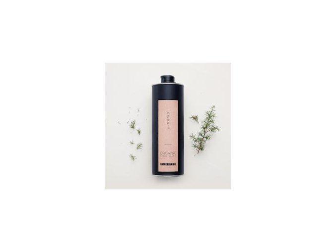 Přírodní sprchový gel - jalovec (náhraní náplň)