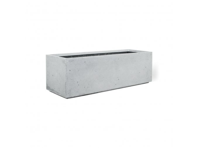 Polystone Divide rozdělovač prostoru Grey