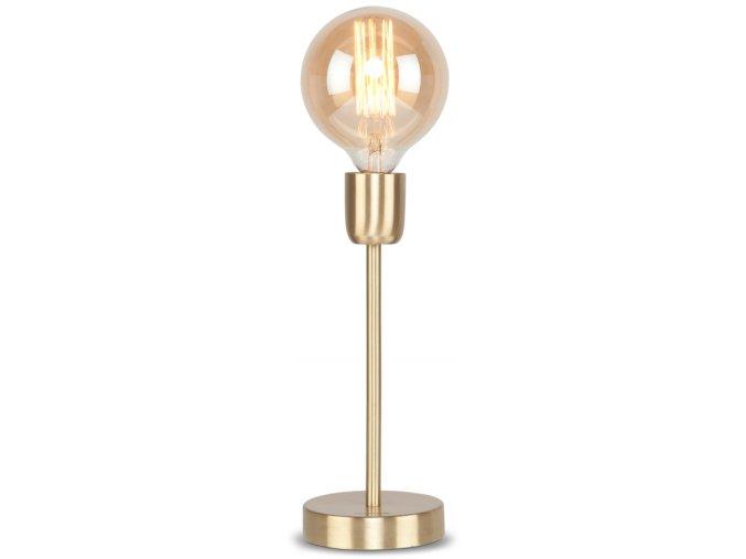 Stolní lampa Cannes S zlatá
