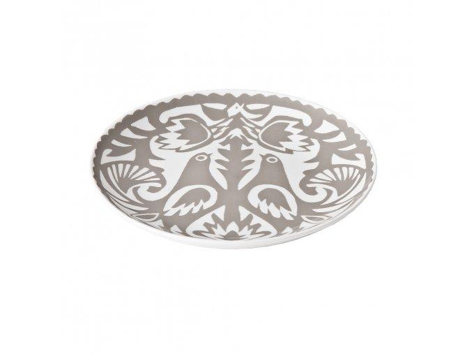 Dezertní talíř Papercut
