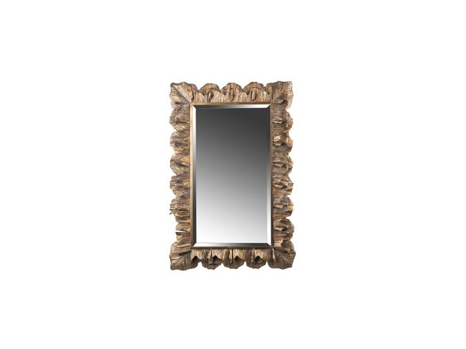 Tepané zrcadlo Tale Gold