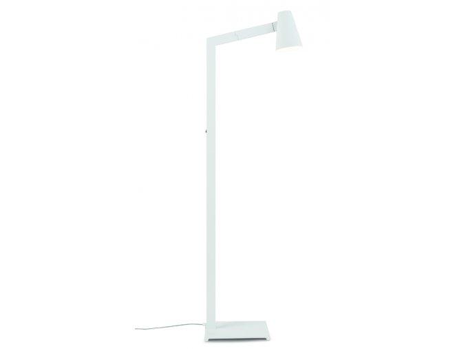 Stojací lampa Biarritz bílá 2