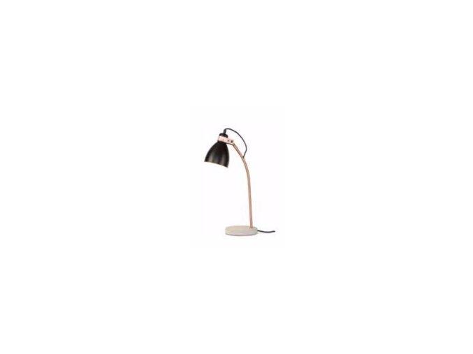 Stolní lampa Denver černá 2