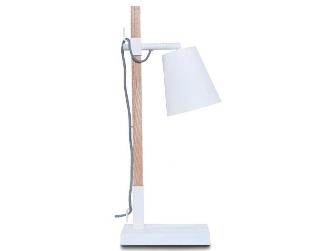 Stolní lampa Sydney bílá