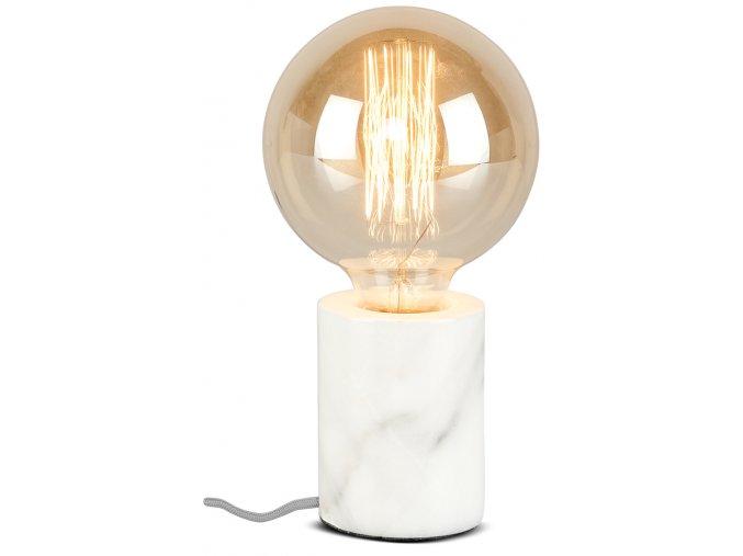Stolní lampa Athens bílá