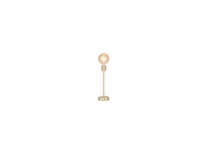 Stolní lampa Cannes L zlatá