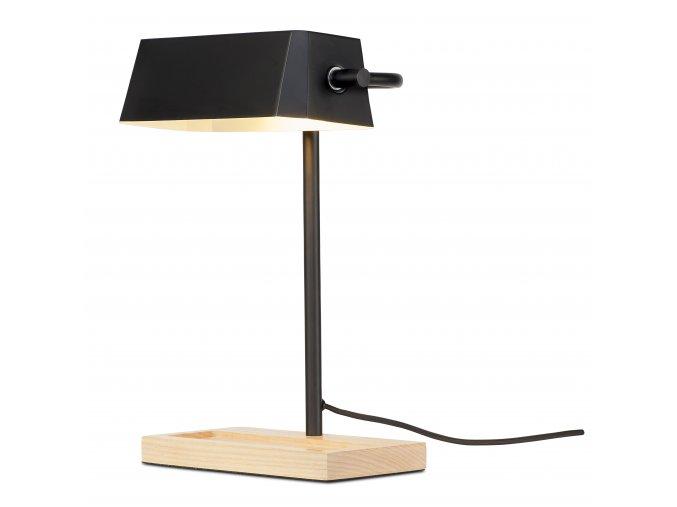 Stolní lampa Cambridge černá