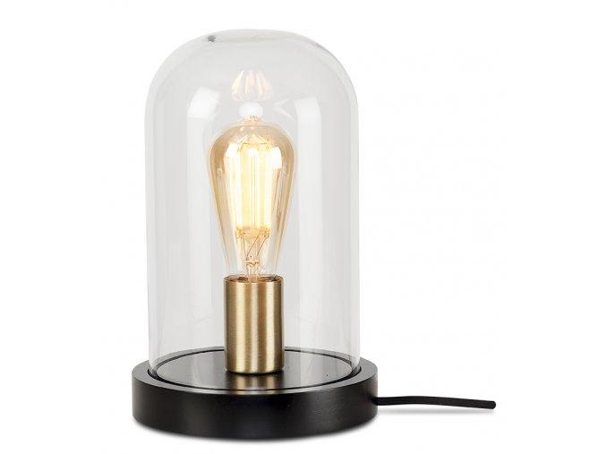 Stolní lampa Seattle černá