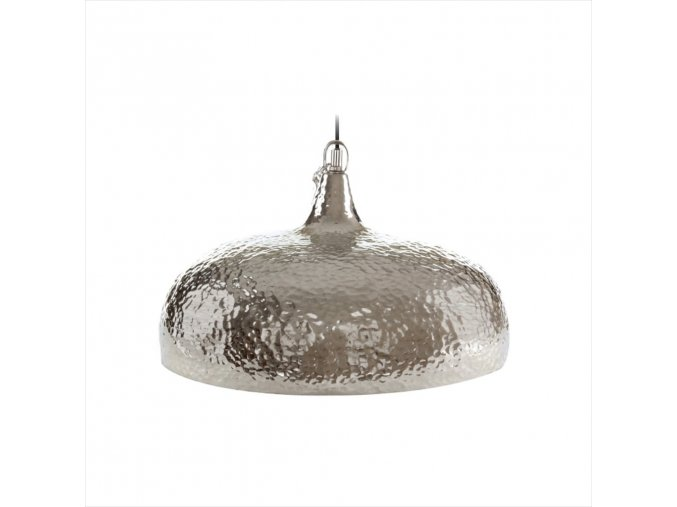 Stropní tepaná lampa UFO