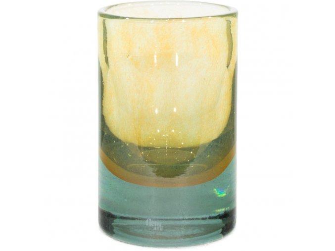 Luxo Color váza Amber