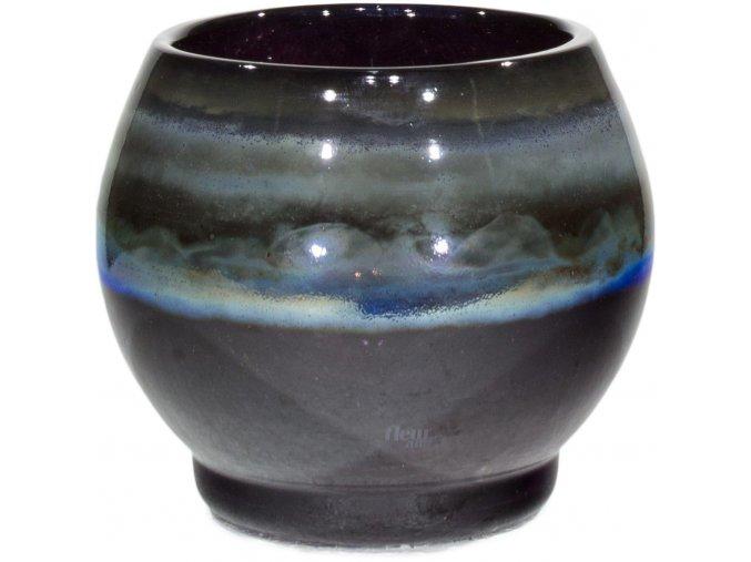 Luxo Irish váza Midnight Blue
