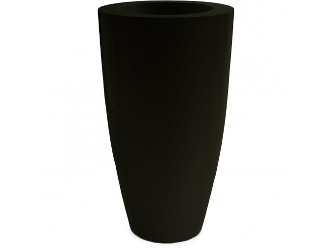 Premium Luna květinový obal Black