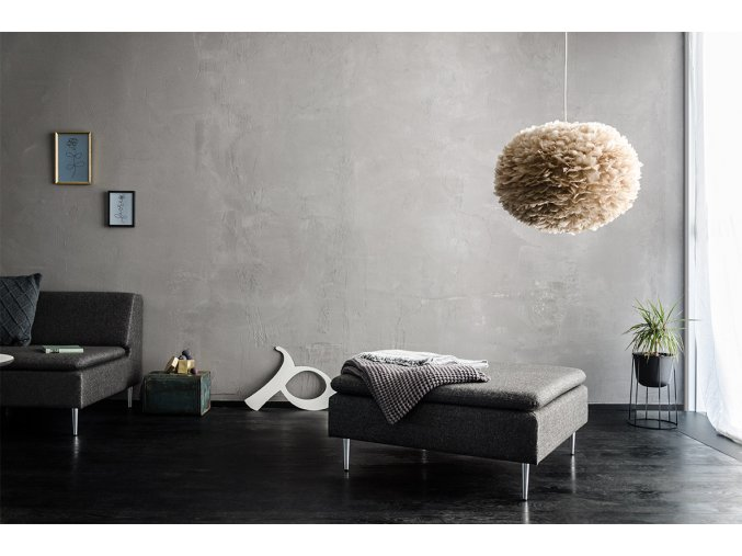 2089 Eos large light brown white cord large environment