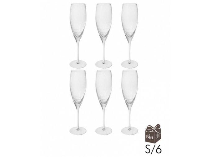 Sklenice na na šampaňské Alba