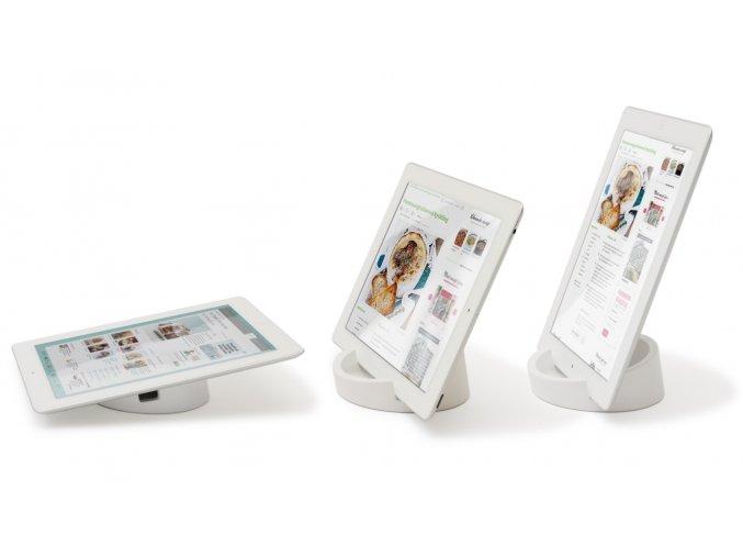 Stojánek Bosign na iPad/tablet bílý