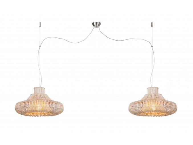 Kalahari stropní lampa H2