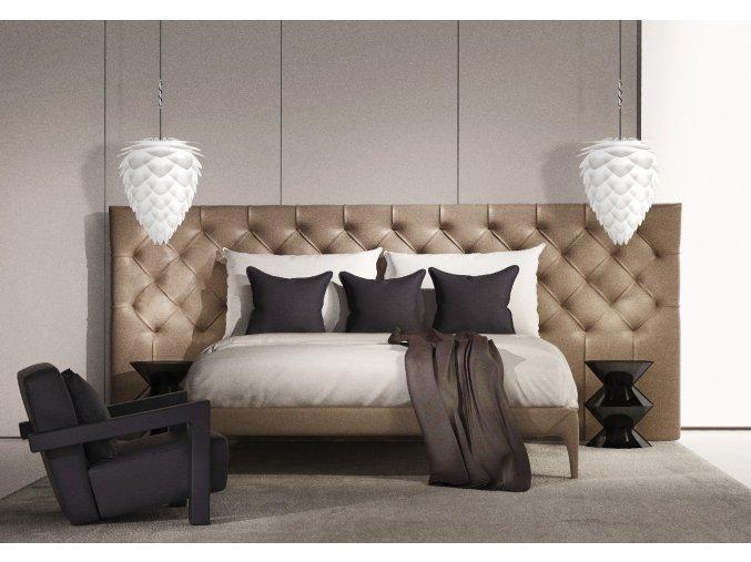 2017 Conia medium white black cord bedroom environment