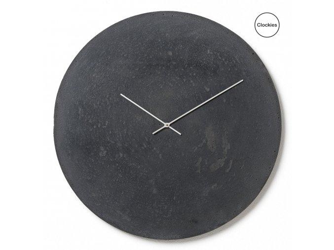 Betonové hodiny Clockies 69cm