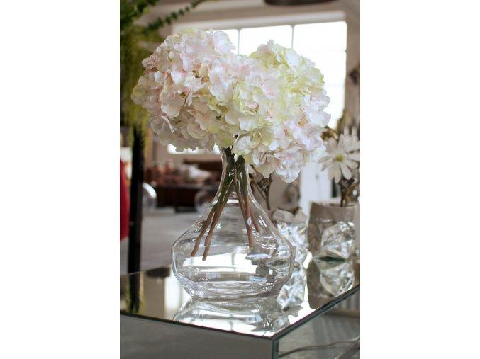 Hortenzie - Hydrangea H51 - světle růžová