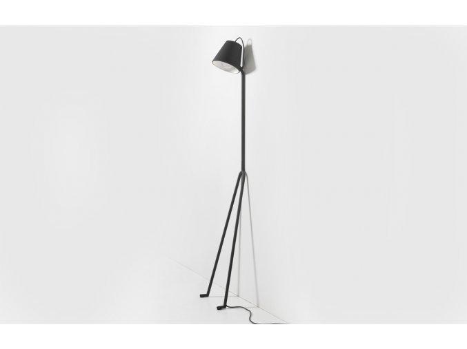 Stojací lampa Maňana