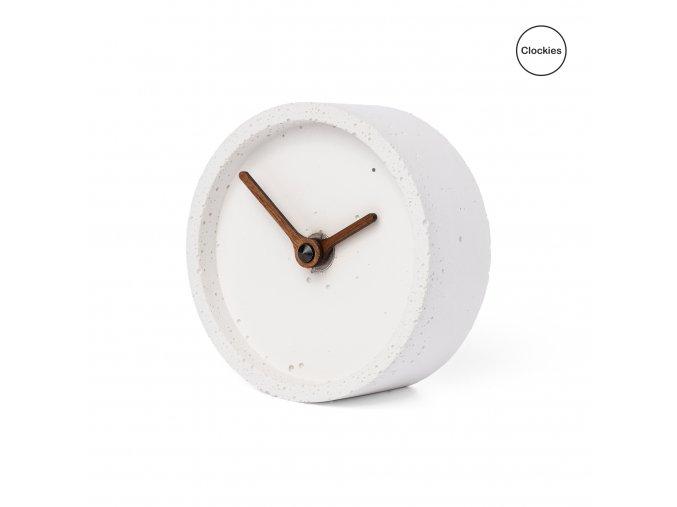 Stolní betonové hodiny Clockies