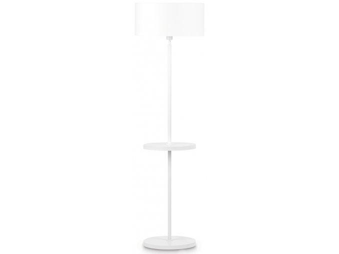 Stojcí lampa Monaco bílá 4723