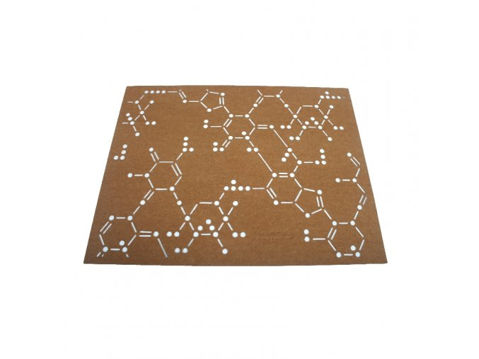 241 essential prostirani hnede molekula