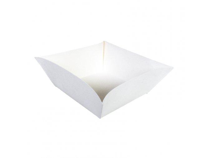 Essential Miska bílá (Essent´ial velikosti MISEK S 9x9x4,5 cm)