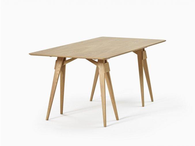Arco Table Top Oak ny