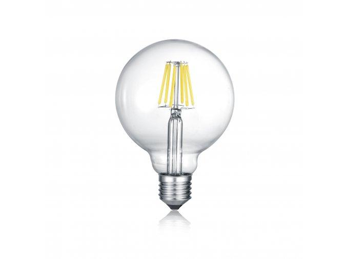 Retro LED žárovka stmívatelná běžným vypínačem 9,5cm