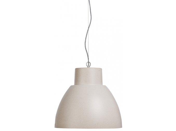 Stropní lampa Stockholm bílá 100% recyklovatelná