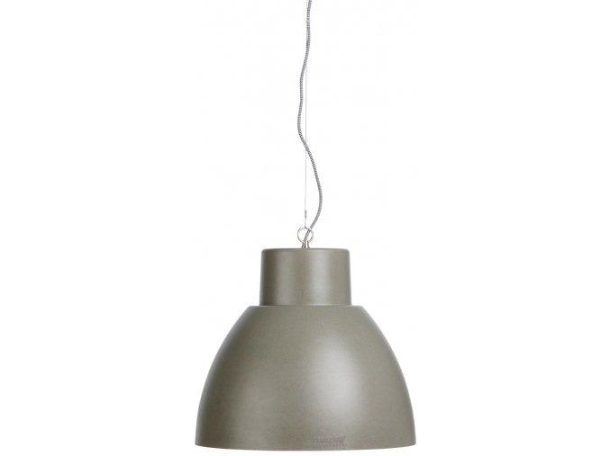 Stropní lampa Stockholm zelenošedá 100% recyklovatelná