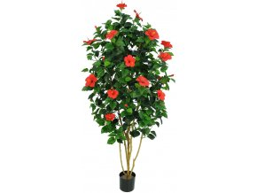 21711 hibiskus extra kunstpflanze