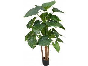 22070 alocasia calidora deluxe kunstpflanze