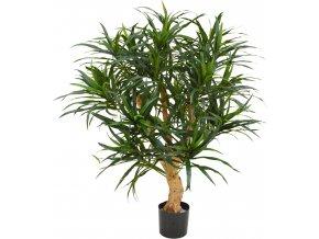 22071 dracaena reflexa kunstpflanze