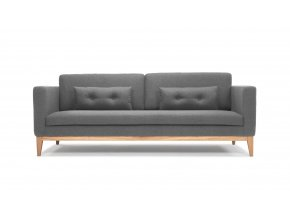 Day sofa Lightgrey Front iso