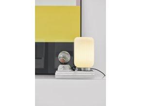 Stolní lampa CPH bílá